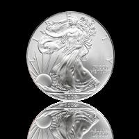 1 Unze Silber