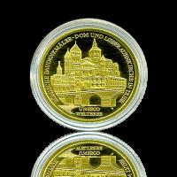 100 Euro Deutschland 2009 Trier 1/2 Unze Gold