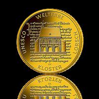 100 Euro Deutschland 2014 Lorsch - 1/2 Unze Gold