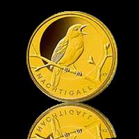 SET 20 Euro Deutschland heim. Vögel / Nachtigall...