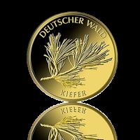 6 x 20 Euro Deutschland Deutscher Wald - Komplettsatz