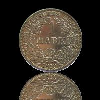 100 x 1 Mark Kaiserreich Silber 1873 - 1887
