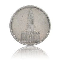 100 x 5 RM Garnisonskirche Silber Investmentpaket