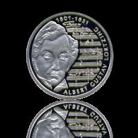 100 x 10 DM Gedenkmünzen 1998-01 (925er Silber)