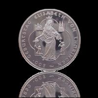 100 x 10 Euro Gedenkmünzen Deutschland 2002-2010