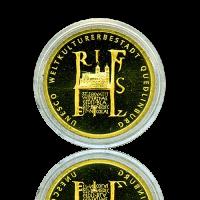 100 Euro Deutschland 2003 Quedlinburg - 1/2 Unze Gold